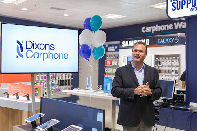 Sprint turns to a British retailer to reverse its US fortunes