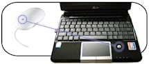 Shadowy modder gives Eee PC a risky back alley trackball implant