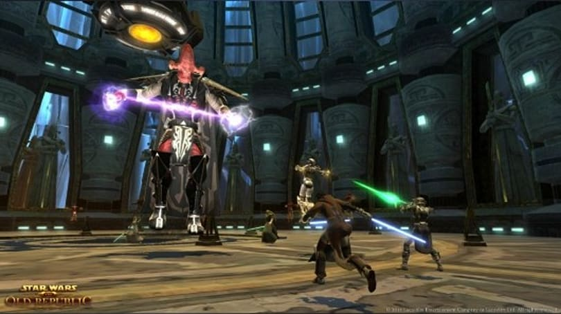 Backstabbing galore: Daniel Erickson talks about the Sith Inquisitor's story