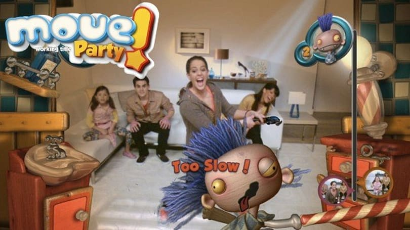 Hands-on: PlayStation Move's 'Move Party'