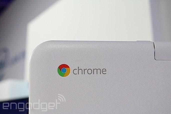 Schools in the US love Google Chromebooks