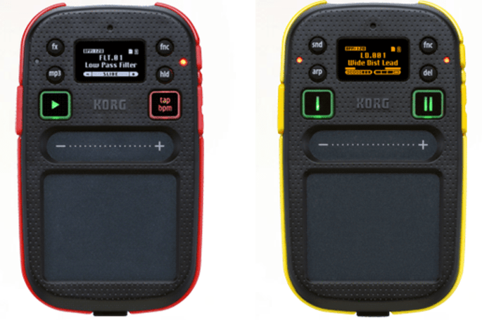 Korg unveils two new Kaoss family members, brings anarchy to your pocket