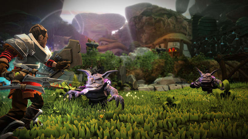 Microsoft's Project Spark game creator comes to Xbox One and PC