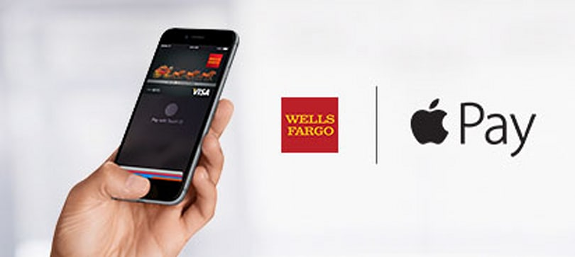 Wells Fargo will give you $20 for using Apple Pay
