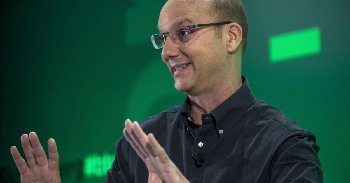 Android 之父 Andy Rubin 將以自己打造的旗艦機重出江湖