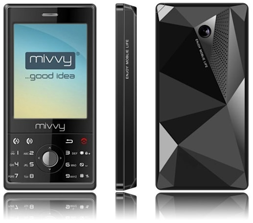 """Mivvy wants you to """"enjoy mobile life,"""" use two SIM cards"""