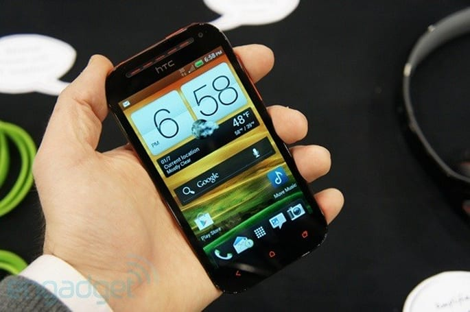 HTC One SV goes on sale at Cricket with a slight price drop
