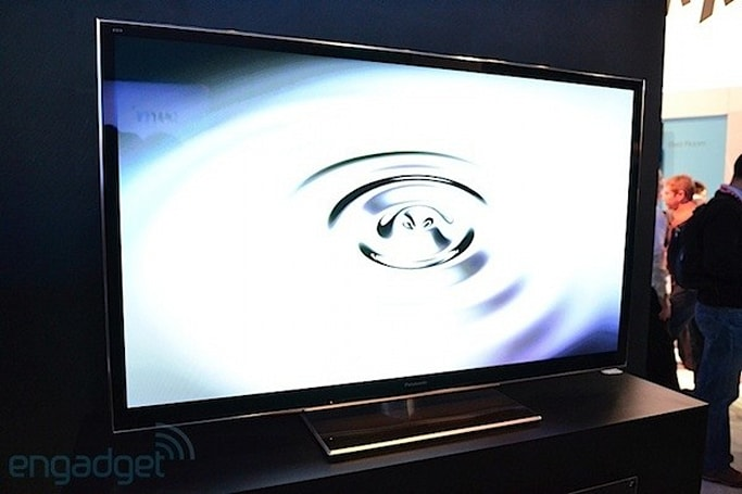 Panasonic details US availability for 25 of its 2012 HDTVs