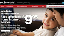 Comcast's Internet Essentials offers $10 internet access to low-income families