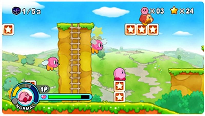 Iwata reveals three canned Kirby games, more than a decade in the making