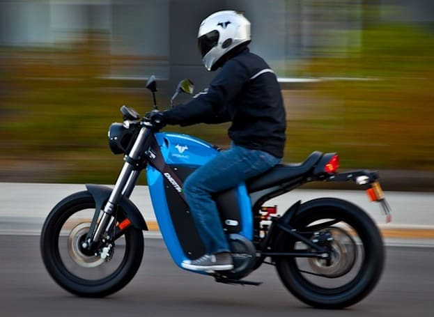 Brammo introduces the Enertia Plus electric motorcycle with double the range (video)