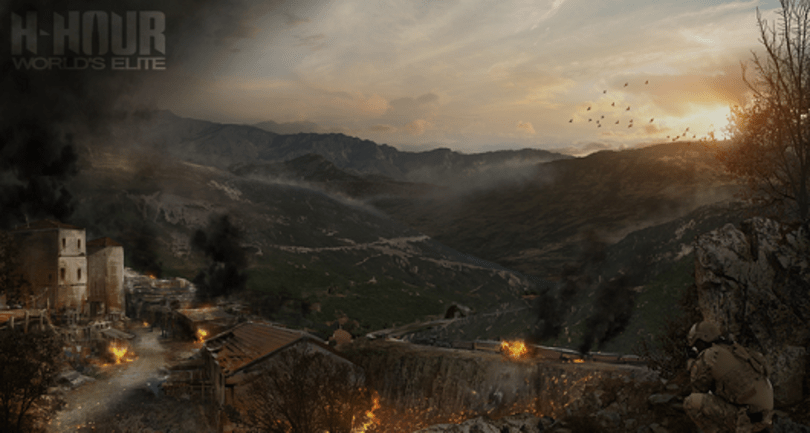 SOCOM spiritual successor H-Hour gets pre-alpha trailer