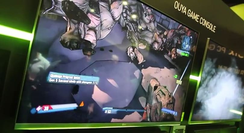 NVIDIA demos GRID streaming on OUYA, proves little boxes play big games (video)