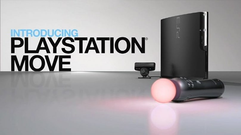 PlayStation Move Starter Pack includes nine demos in the UK
