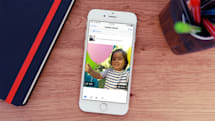 You can share your iPhone 6s' Live Photos on Facebook