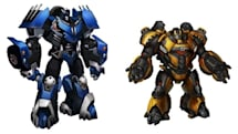 Gamescom 2011: Transformers Universe reveals the Brawler