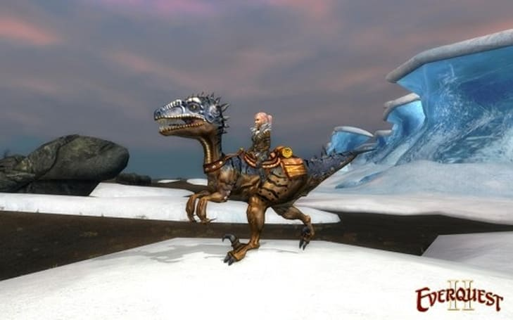 Leapers and gliders swoop into EverQuest II