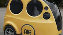 MDI's Airpod runs on compressed air, challenges Segway for dork gold
