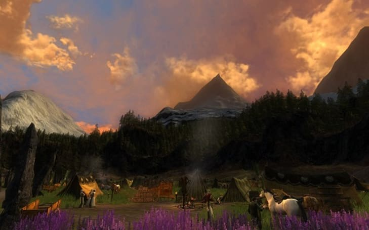 Lord of the Rings Online has a free epic battle and story in store for Update 15