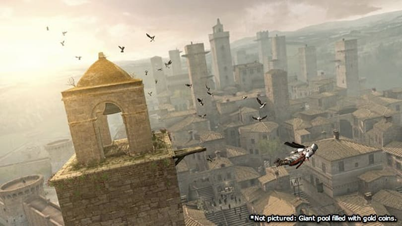 Ubisoft aims to 'quickly' soar to a 10% market share