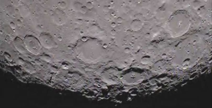 NASA films dark side of the moon, finds no evidence of Brain Damage (video)