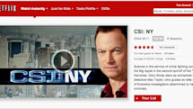 Netflix and CBS extend streaming deal, add CSI: NY and other shows
