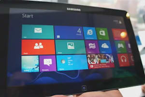 Samsung ATIV SmartPC Hands-on