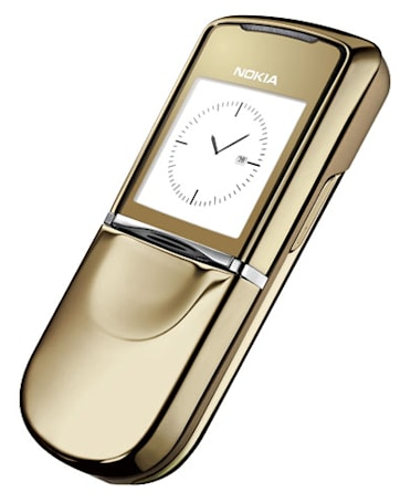 Nokia 8800 Sirocco Gold is the real deal