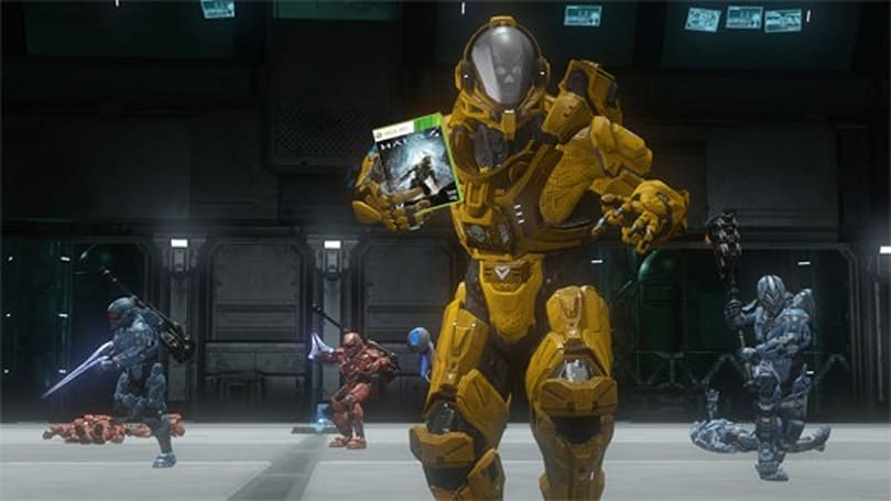 PSA: Halo 4's Spartan Ops: Episode Two out now