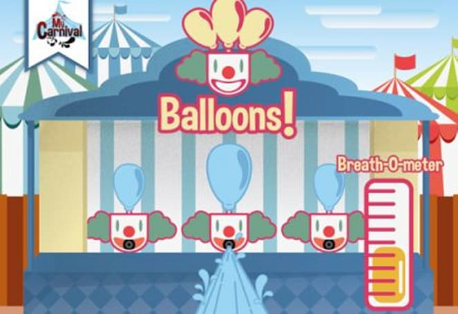 Crowdfunded 'My Carnival' is a video game designed to help children with cystic fibrosis