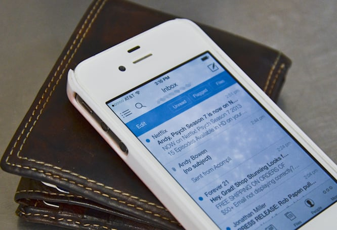 Test-driving Acompli: Could an email app be reason enough to go back to the iPhone?