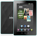 Kobo quietly launches Vox Android tablet with 7-inch display, Gingerbread, $200 price tag
