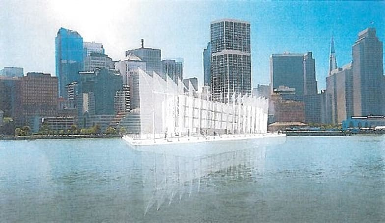 Here's what Google's mystery barge is going to look like