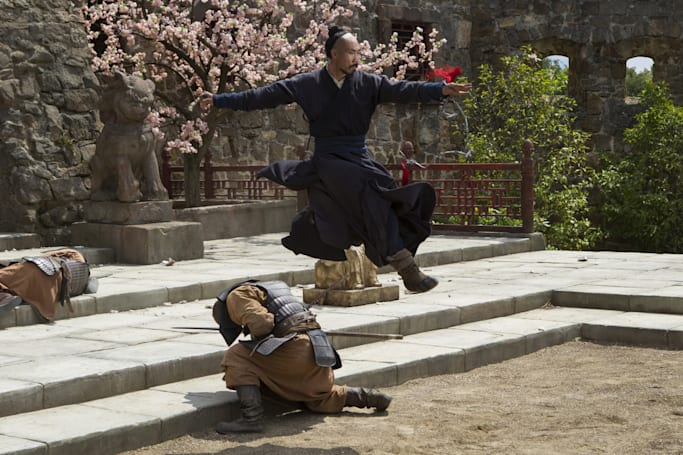 What's on your HDTV: 'Marco Polo,' and 'Da Vinci's Demons'