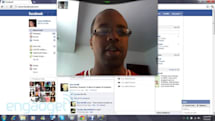 Facebook video chat and Skype 5.5 beta hands-on