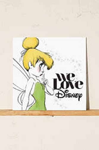 We Love Disney LP by Various Artists
