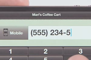 PayPal Here Mobile Credit Card Reader Use Demo