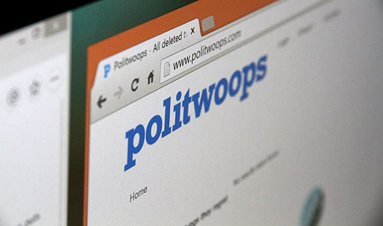 Twitter bars site that kept politicians' boneheaded tweets