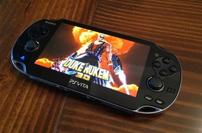 Duke Nukem 3D: Megaton Edition hits PS3, Vita in January