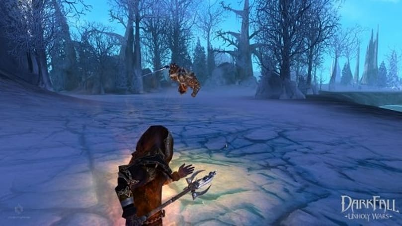 Darkfall looks at adjusting class balance