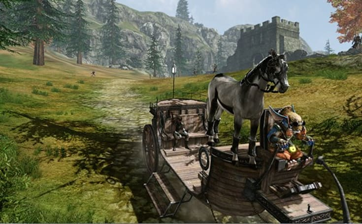 Hands-on with ArcheAge's Japanese open beta