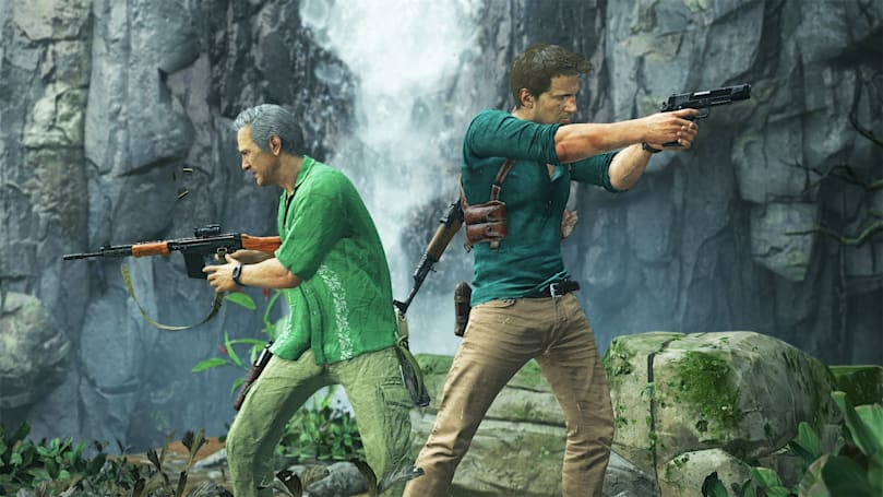 Sony says numerous 'Uncharted 4' copies were stolen