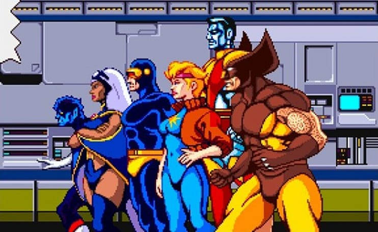 Correction: X-Men Arcade coming to PSN in North America on Dec. 14, XBLA on Dec. 15