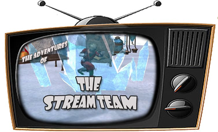 The Stream Team:  Human Popsicles edition, January 13 - 19, 2014
