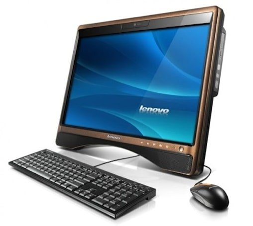 Lenovo announces all-in-one, multitouch-enabled C315 desktop