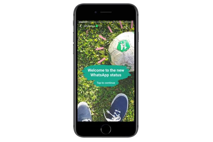 WhatsApp 更新个人状态功能,结果变成 Snapchat 了