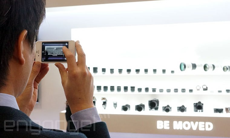 Mirrorless cameras, pricey point-and-shoots shine at Japan's CP+