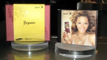The B'Phone: Sprint, Samsung make Beyonce-themed UpStage a reality