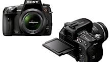 Sony's Alpha A580 and A560 leak out with 1080i video recording mode?