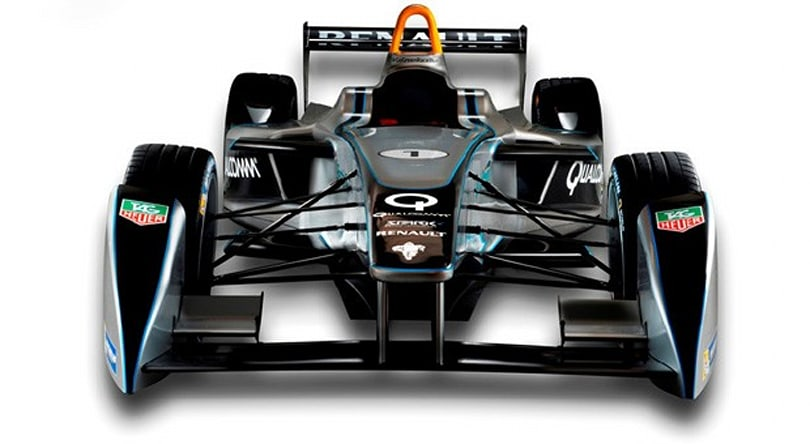 Formula E details Spark-Renault's SRT_01E electric race car
